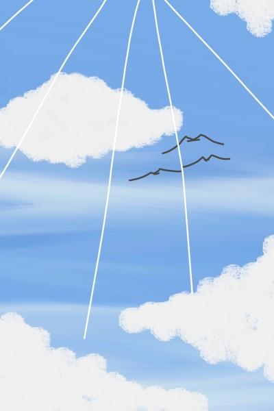Cloud | Kelly | Digital Drawing | PENUP