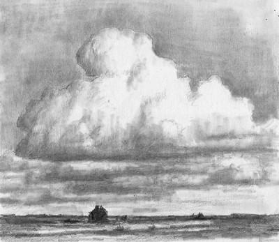 Cloud challenge  | TheRtist | Digital Drawing | PENUP