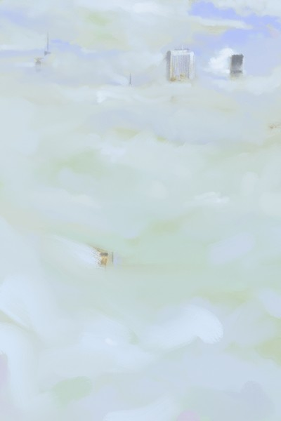 3/27 Chicago cloudy | 2catsnow | Digital Drawing | PENUP