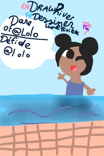 Dare of @Lolo ♡   Kawaii009-   Digital Drawing   PENUP