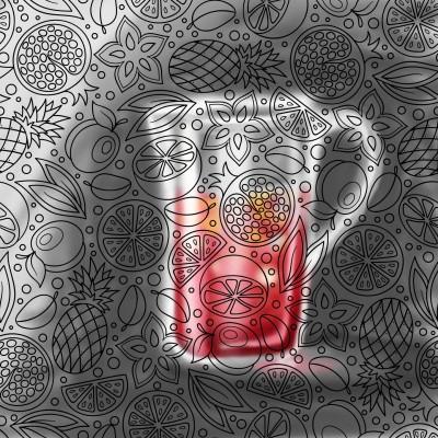 Sangría | Luna | Digital Drawing | PENUP