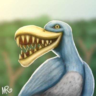 Weird Bird!  | M.R | Digital Drawing | PENUP