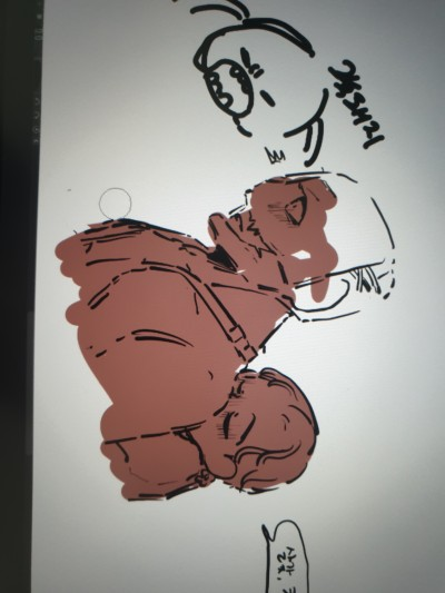 공부하다 짬낸 덫맥 | MDD | Digital Drawing | PENUP
