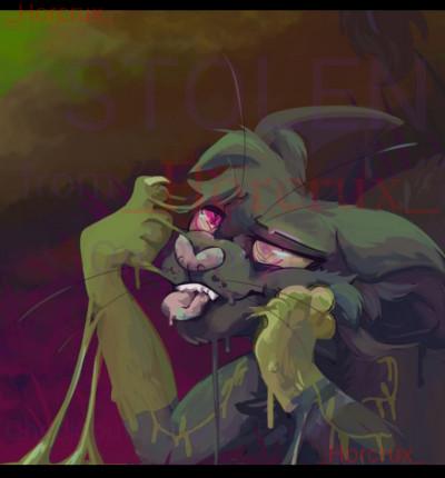 I Feel Like I'm Melting  | _Horcrux_ | Digital Drawing | PENUP