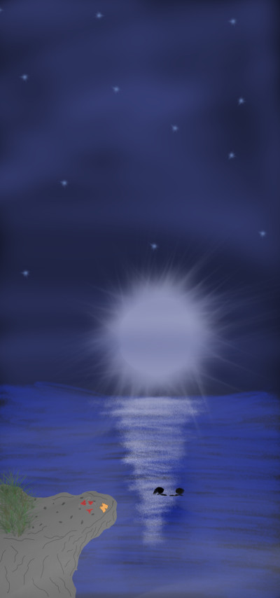 Against Night   Mgallo   Digital Drawing   PENUP