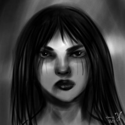 Dare Me | ZeAnimeQueen | Digital Drawing | PENUP