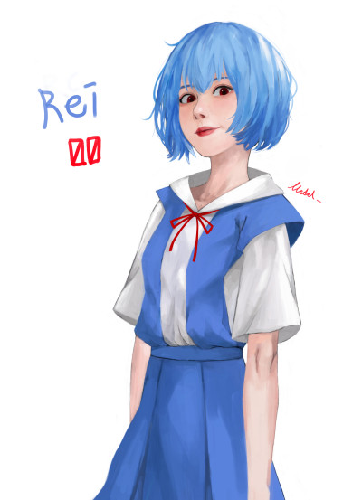 Rei | medel | Digital Drawing | PENUP