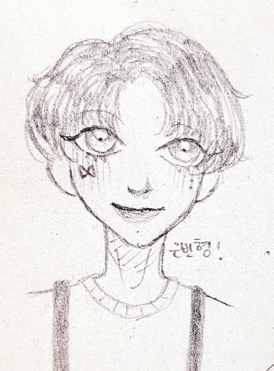 은빈이형!!   Lozenn_bande   Digital Drawing   PENUP