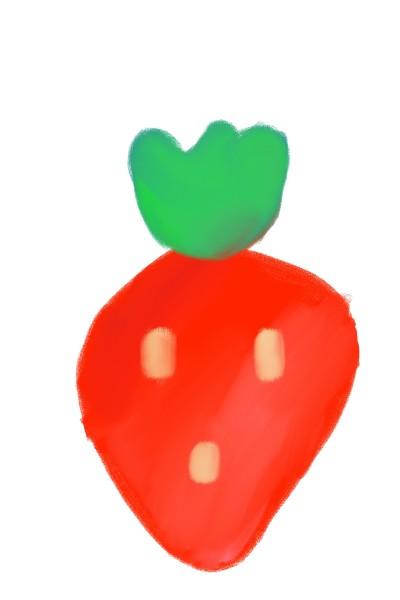 sweet strawberry   bunnymoon   Digital Drawing   PENUP