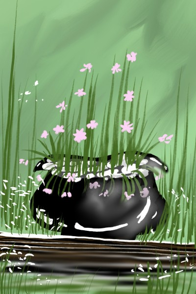Plant Digital Drawing | Pradnya | PENUP