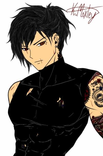 Kosuke Akunone: The Hunter | KiraMoxley | Digital Drawing | PENUP