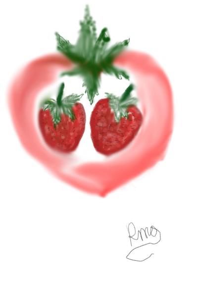 Food Digital Drawing | Rhonda | PENUP