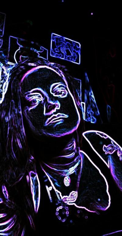 Portrait Digital Drawing | AmandaM | PENUP