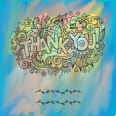 Thanks | Britta | Digital Drawing | PENUP