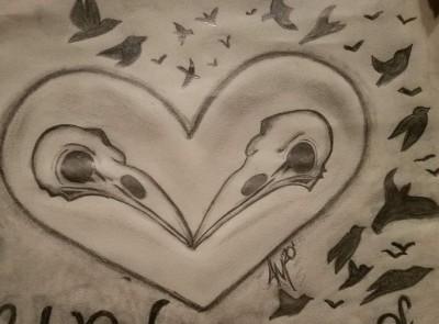Love is Murder   AmandaM   Digital Drawing   PENUP
