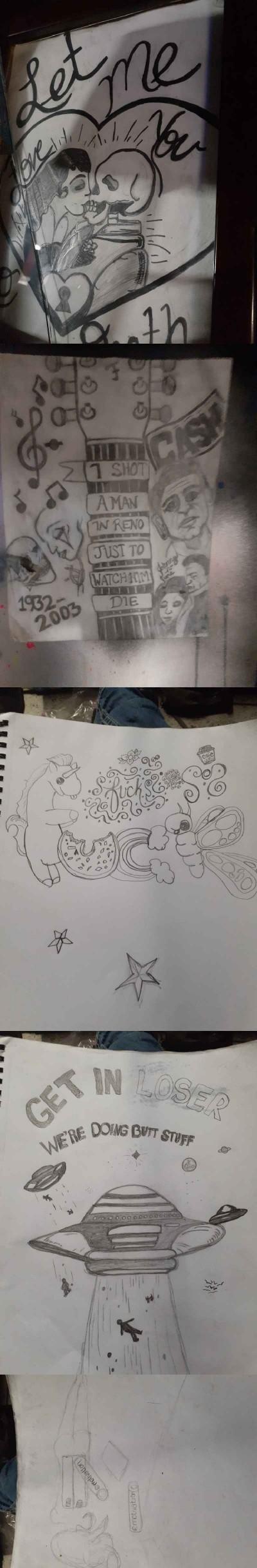 Doodle Digital Drawing | AmandaM | PENUP