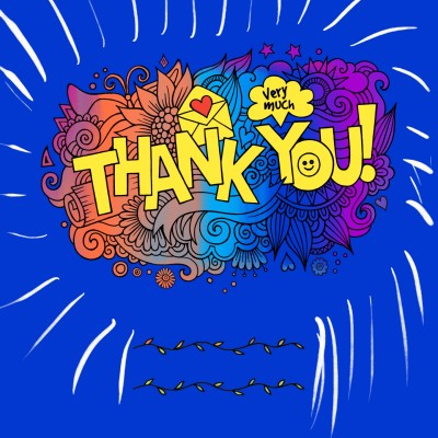 THANK you!!! | UNICORN | Digital Drawing | PENUP