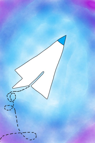 penup flight  | Sung_omg | Digital Drawing | PENUP
