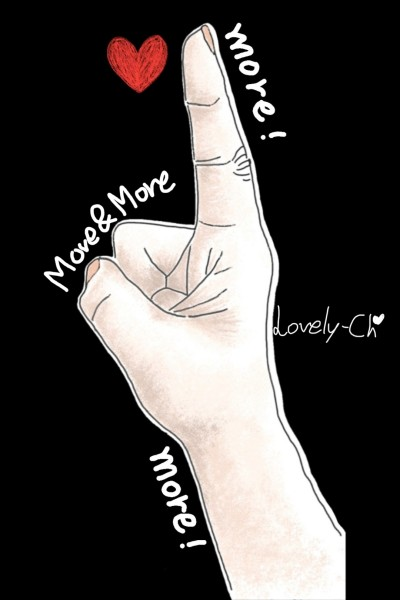 More&More | Lovely-Ch | Digital Drawing | PENUP