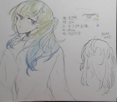 앤캐 | HananDana | Digital Drawing | PENUP