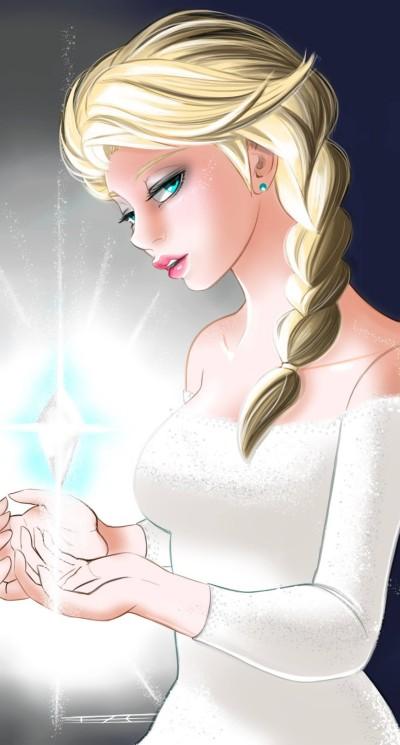 Elsa | tosi73 | Digital Drawing | PENUP