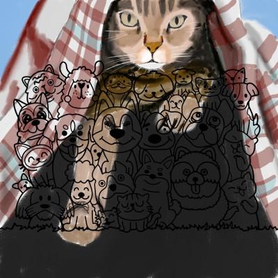 warm | J-O-C | Digital Drawing | PENUP