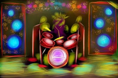 drums    shigal   Digital Drawing   PENUP