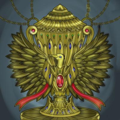 Eagle trophy ♡♡♡   Sylvia   Digital Drawing   PENUP