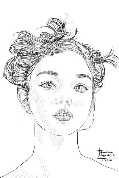 Celica | jericojhones | Digital Drawing | PENUP