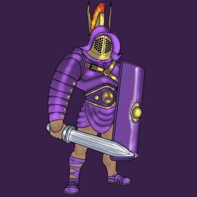 Armor Guard  | Sylvia | Digital Drawing | PENUP