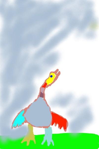 duck | kid7oldyear | Digital Drawing | PENUP
