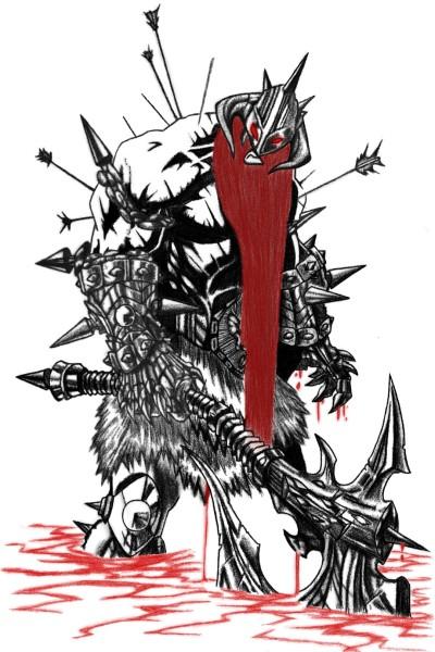 Viking god   Swag   Digital Drawing   PENUP
