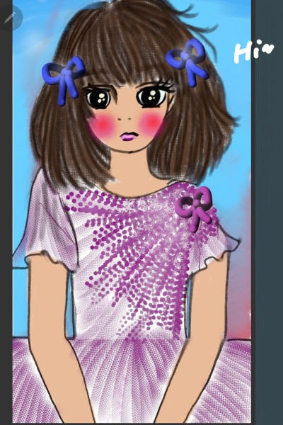 Welldone    ^______^   collab~~   ONELOVE   Digital Drawing   PENUP
