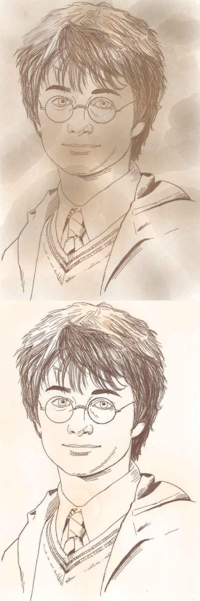 Harry Potter   Harshu_art   Digital Drawing   PENUP