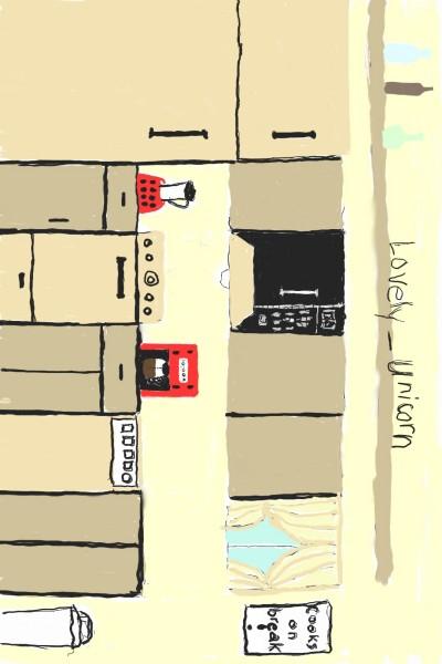 collab w/LovelyUnicorn | Rhonda | Digital Drawing | PENUP
