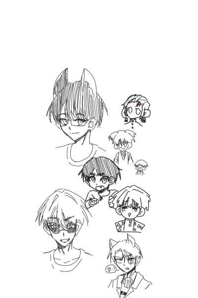 걍낙서   Lago_kim   Digital Drawing   PENUP