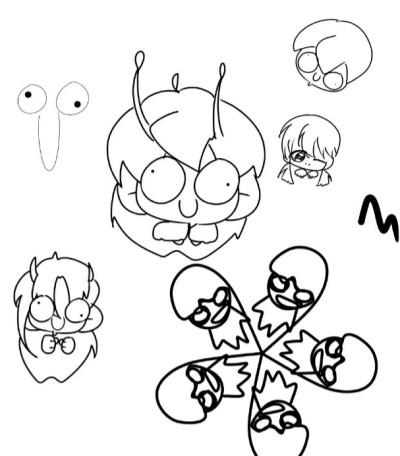 낙-서   _ogotaya   Digital Drawing   PENUP