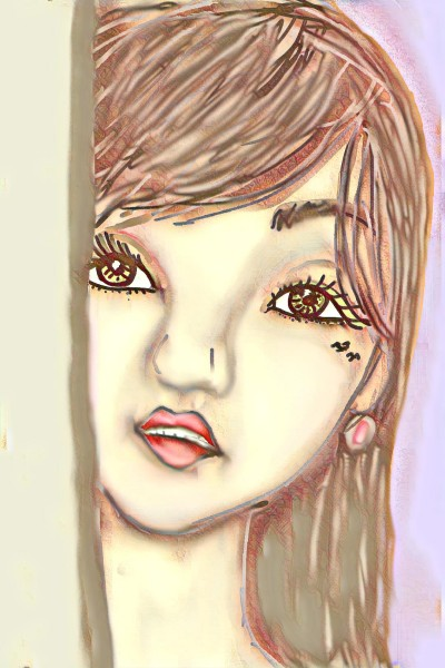 collaboration | timi-female | Digital Drawing | PENUP