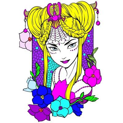 Woman | Boomer | Digital Drawing | PENUP