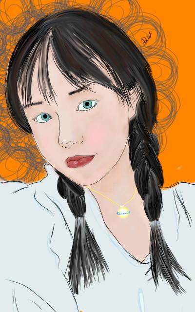 Character Digital Drawing   DarkWina   PENUP