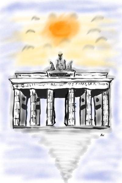 Berlin   Mar   Digital Drawing   PENUP