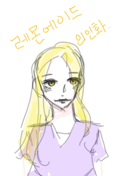 팀면접 | yeon_E | Digital Drawing | PENUP