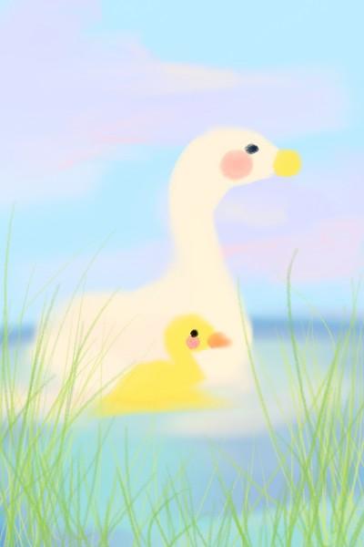 duck | Tjsfp | Digital Drawing | PENUP