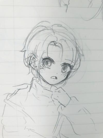 오너캐 낙서   SILVER_BIN   Digital Drawing   PENUP