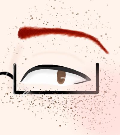 GOP's eye | Alexandra_Opal | Digital Drawing | PENUP