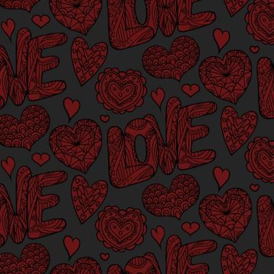 Coloring Digital Drawing | Love_14 | PENUP