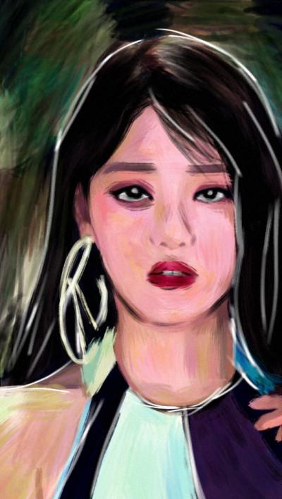 (G)I-DLE /Minnie❤️ | IREM.Aksoy2 | Digital Drawing | PENUP