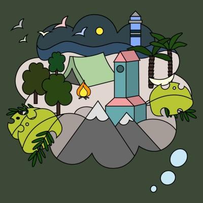 Dream World | Aetarat | Digital Drawing | PENUP