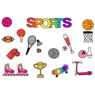 спорт | MariaMartynenko | Digital Drawing | PENUP