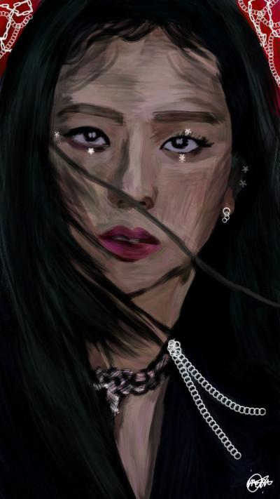 Blackpink /Kim Ji-soo❤️ | IREM.Aksoy2 | Digital Drawing | PENUP